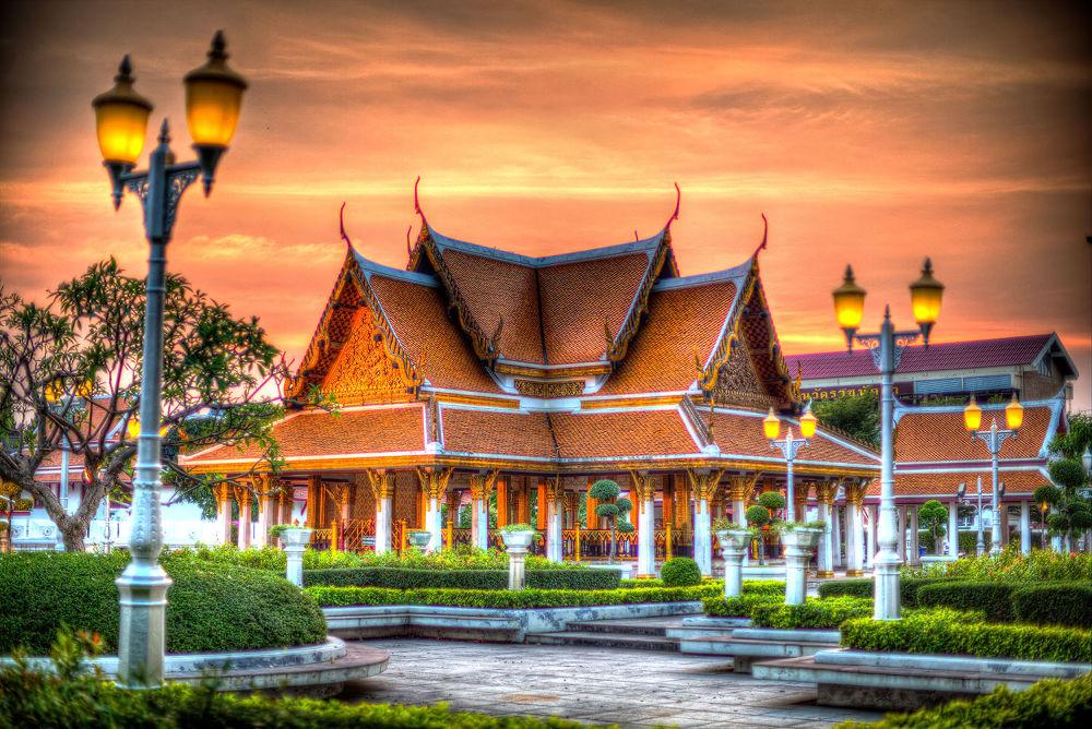 Photo in Random #temple #bangkok