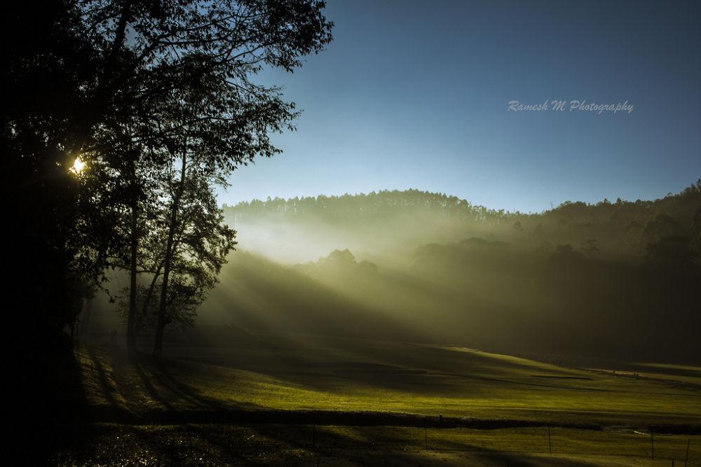 Photo in Landscape #sunrise #sunset #kerala #munnar #ramesh m photography #indian landscape #indian nature photography #ramesh m #sunrise rays #munnar kerala #theni #theni to munnar trekking