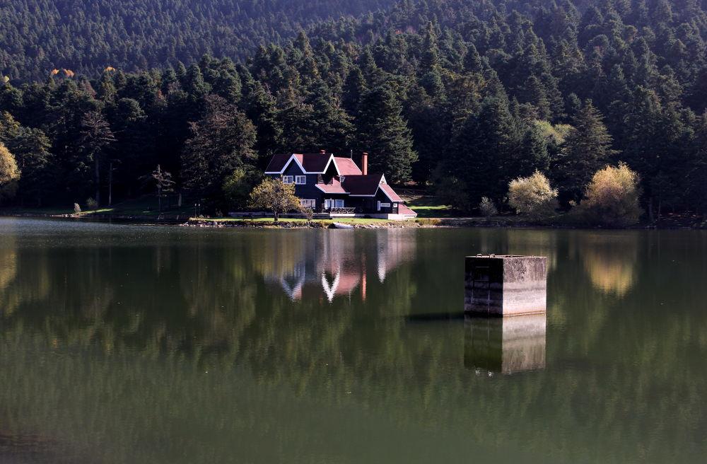 Photo in Nature #lake #turkey #gölcük #bolu #lake golcuk #yumusakkaya