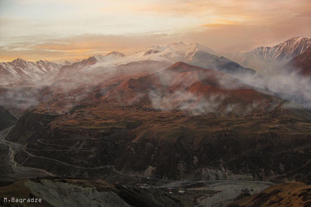 Photo in Landscape #love #mountain #beauty #nature #landscape #dream #georgia