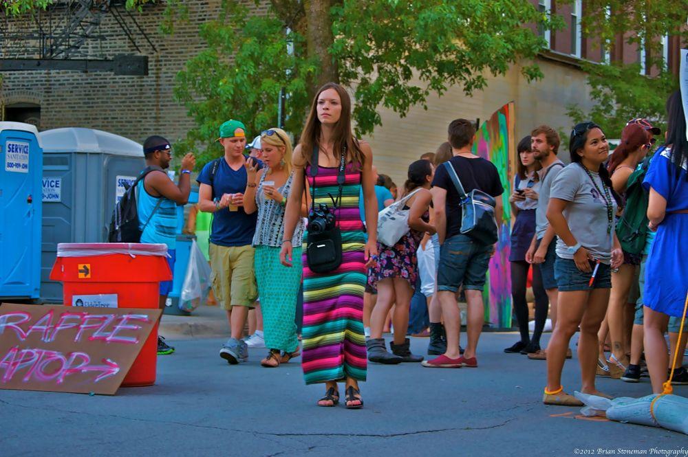 Photo in Urban #summer #street #girl #city #chicago #cute #sexy #urban #fair